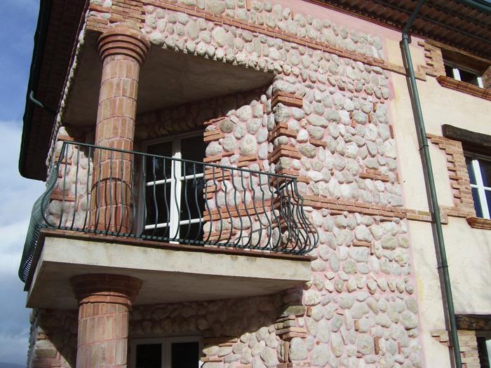 Idee per rivestimento facciate abitazioni. Il Creativo Capriccioso ...