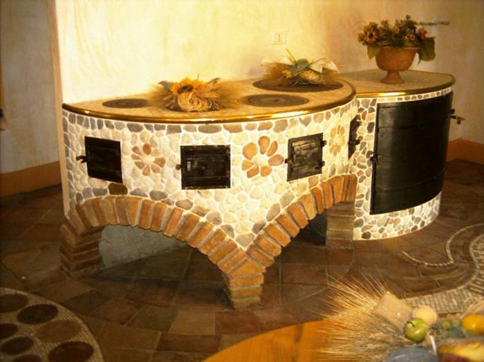 Arredo Cucina Rustica. Beautiful Arredamento Interni Case Rustiche ...